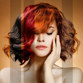 Convergence coiffure - coloration