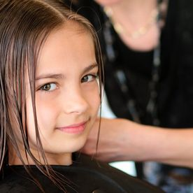 Convergence coiffure - coupe enfant